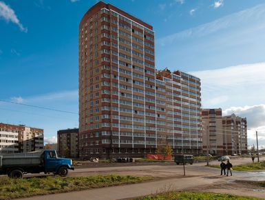 Новостройки в тосно ленинградской области