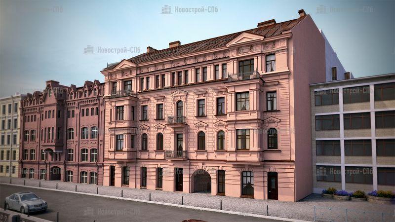 Спрос нарынке элитного жилья вПетербурге загод упал натреть