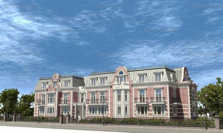 Продажи элитной недвижимости вПетербурге уменьшились практически натреть