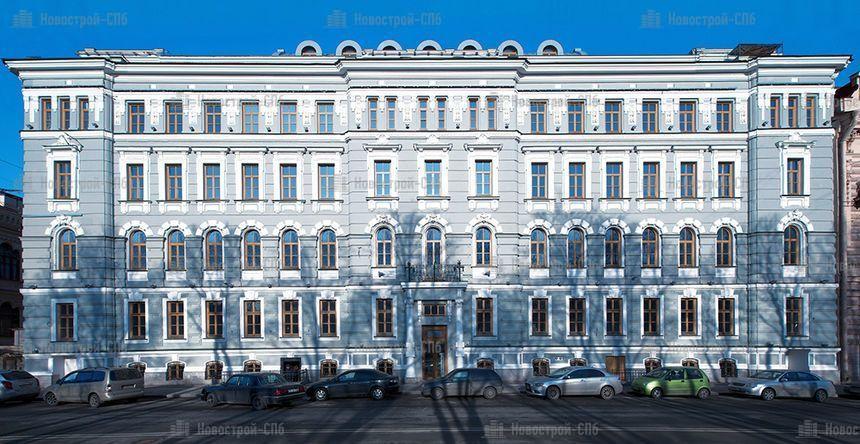 Названа цена квадратного метра элитного жилья вПетербурге