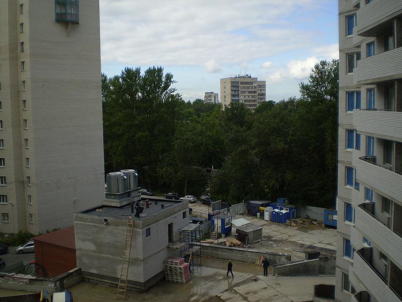«Северный город» - является застройщиком этого проекта