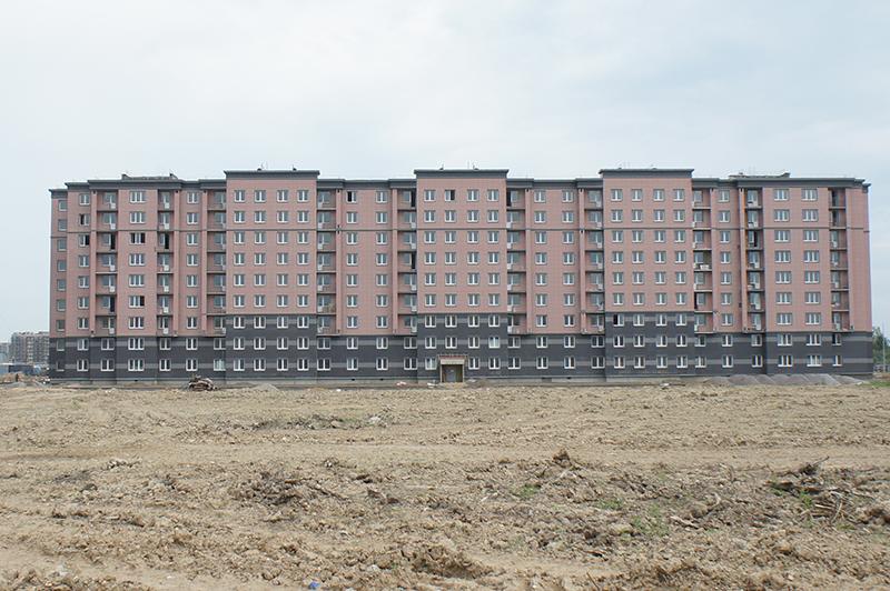 жилой микрорайон «Славянка» рассчитан на 1,4 млн кв. метров