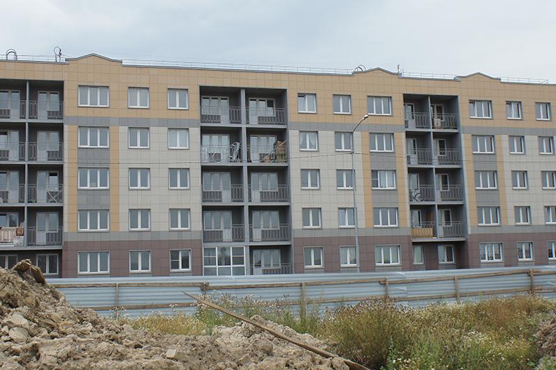 Строительство «Славянки» было начато в 2005 году