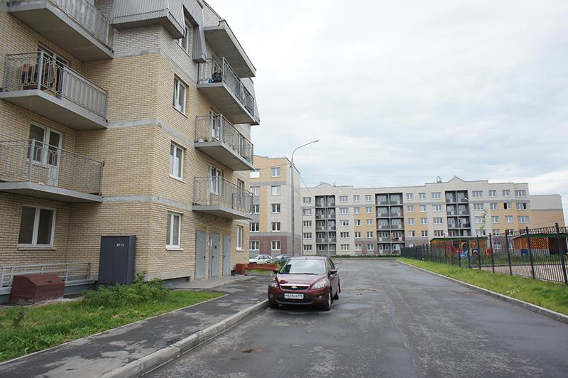 Сегодня можно приобрести жилье в III и V кварталах: девятиэтажных корпусах 106, 107 и 110