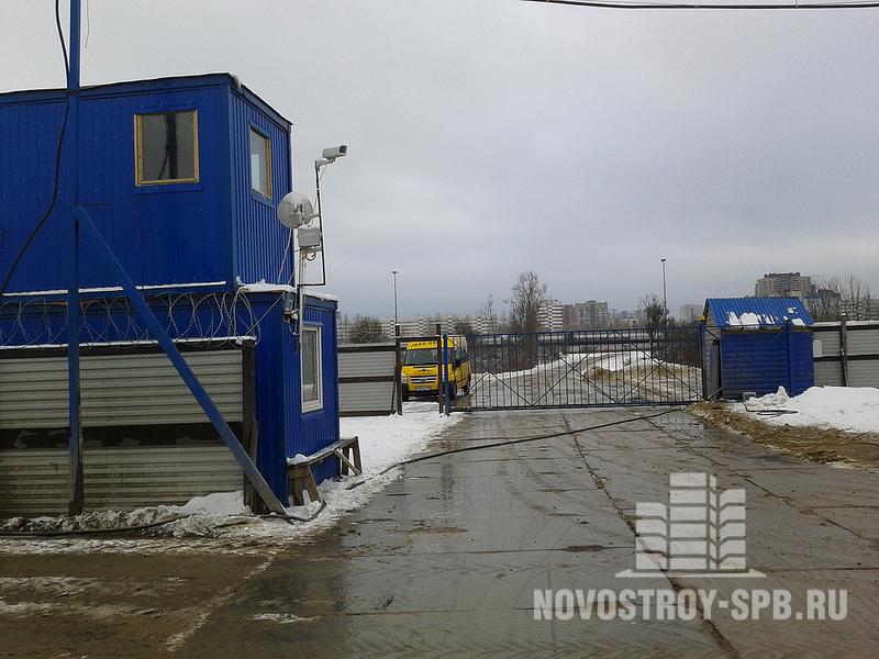 Жилой комплекс «Мой город» находится в 10-15 минутах ходьбы от метро «Девяткино».