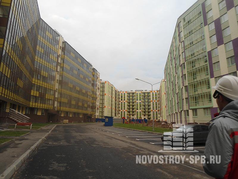 Про каждую конкретную квартиру нужно узнавать у менеджеров «Петербургской недвижимости»