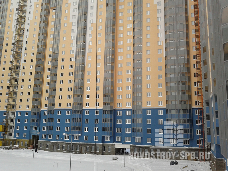 цены на однокомнатные квартиры начинаются с 2 733 000 рублей