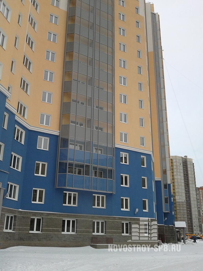 Трехкомнатные начинаются с 71,25 кв. метров и стоят от 5 000 000 рублей