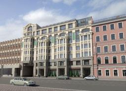 Компания «Возрождение Санкт-Петербурга» начинает строить «Дом на Дворянской»