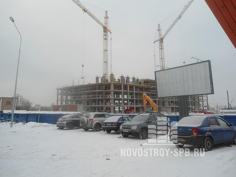 •Студия площадью 24 кв. метров – 1,98 млн рублей