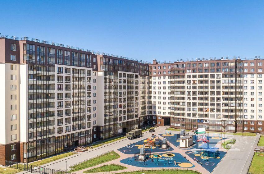 Каждую четвертую новую квартиру в Петербурге купили не для проживания, а для инвестиций Риэлторы, Петербруг, обвал рубля, Новостройки в Санкт-Петербурге, кризис, квартиры